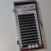 C  or D-Curl -0.04mm Russian MEGA Volume Lashes 7-14mm Single length trays